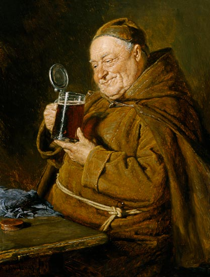 It's time to be a trappist monk